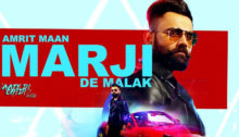 Marji De Malak Lyrics by Amrit Maan from Aate Di Chidi