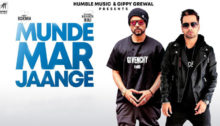 Munde Mar Jaange Lyrics by Raghveer Boli and Bohemia