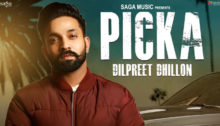 Picka Lyrics by Dilpreet Dhillon