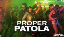 Proper Patola Lyrics from Namaste England by Badshah