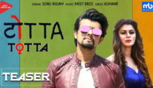 Totta Lyrics by Sonu Nigam