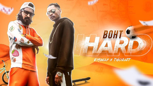 Boht Hard Lyrics by Emiway Bantai