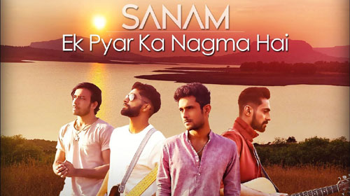 Ek Pyar Ka Nagma Lyrics by Sanam