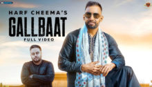 Gallbaat Lyrics by Harf Cheema