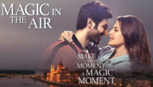 Magic In The Air Lyrics feat Jacqueline Fernandez