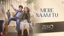 Mere Naam Tu Lyrics from Zero