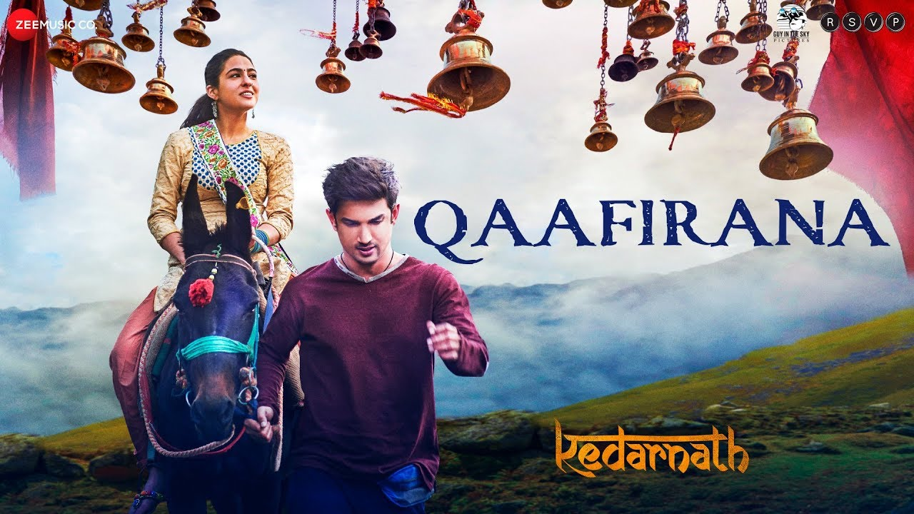 Qaafirana Lyrics from Kedarnath