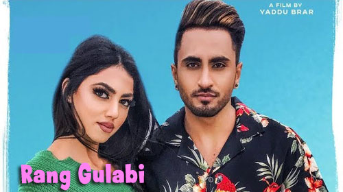 Rang Gulabi Lyrics by Nevvy Virk