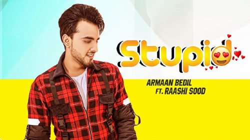 Stupid Lyrics by Armaan Bedil