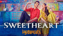Sweetheart Lyrics from Kedarnath