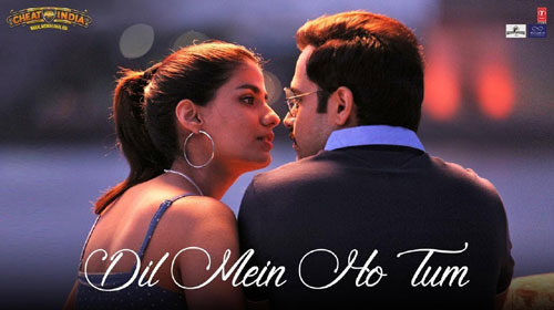 Dil Mein Ho Tum Lyrics from Cheat India