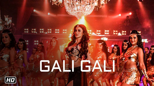 Gali Gali Lyrics from KGF