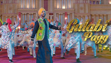 Gulabi Pagg Lyrics by Diljit Dosanjh