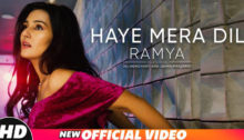 Haye Mera Dil Lyrics by Ramya