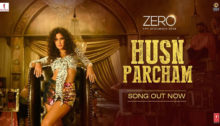 Husn Parcham Lyrics from Zero