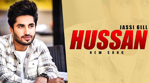 Hussan Lyrics by Jassi Gill