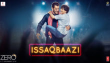 Issaqbaazi Lyrics from Zero
