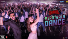 Mera Wala Dance Lyrics from Simmba