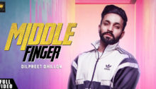 Middle Finger Lyrics by Dilpreet Dhillon