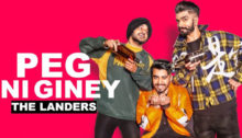 Peg Ni Giney Lyrics by The Landers