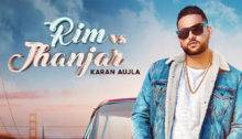 Rim vs Jhanjar Lyrics by Karan Aujla