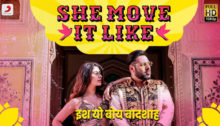 She Move It Like Lyrics by Badshah