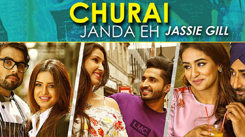 Churai Janda Eh Lyrics by Jassi Gill
