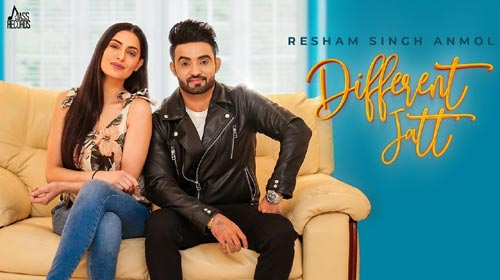 Different Jatt Lyrics by Resham Singh Anmol