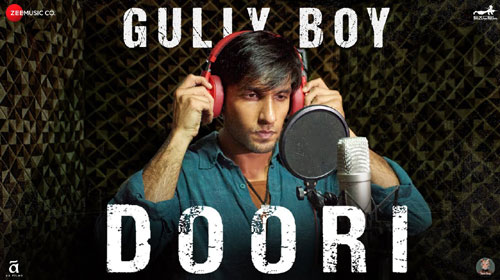 Doori Lyrics from Gully Boy