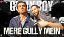 Mere Gully Mein Lyrics from Gully Boy by Ranveer Singh