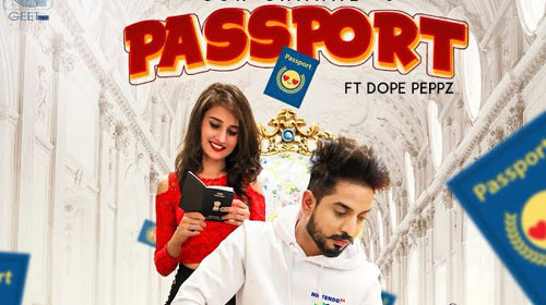 Passport Lyrics by Gur Chahal