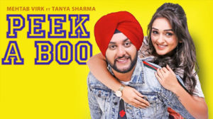 Peek A Boo Lyrics by Mehtab Virk