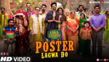 Poster Lagwa Do Lyrics from Luka Chuppi