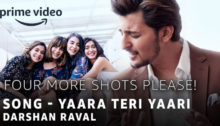 Yaara Teri Yaari Lyrics by Darshan Raval