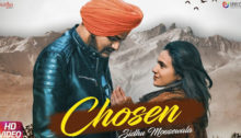 Chosen Lyrics by Sidhu Moose Wala