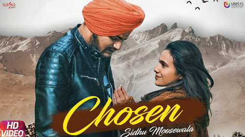 Chosen Lyrics by Sidhu Moose Wala, Sunny Malton