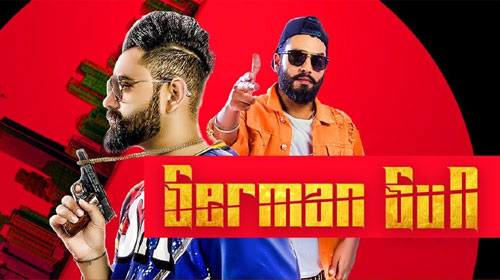 German Gun Lyrics by Amrit Maan