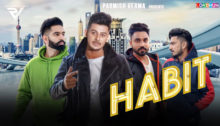Habit Lyrics by Laddi Chahal