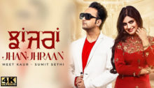 Jhanjhraan Lyrics by Meet Kaur