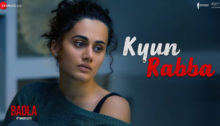 Kyun Rabba Lyrics from Badla