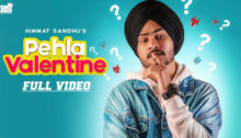 Pehla Valentine Lyrics by Himmat Sandhu