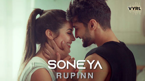 Soneya Lyrics by Rupinn