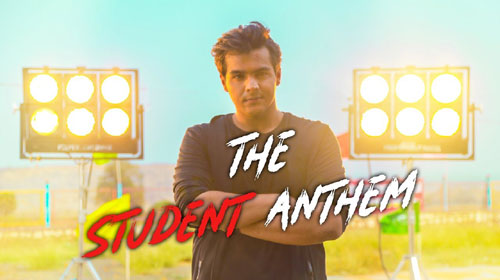 The Student Anthem Lyrics by Ashish Chanchlani