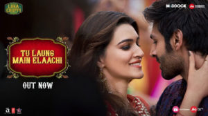 Tu Laung Main Elaachi Lyrics from Luka Chuppi