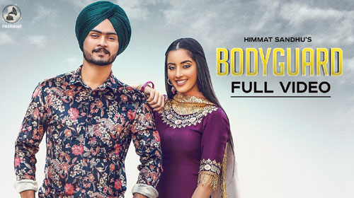 Bodyguard Lyrics by Himmat Sandhu