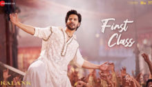 First Class Lyrics from Kalank