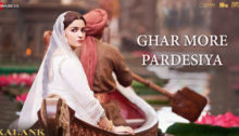 Ghar More Pardesiya Lyrics - Kalank