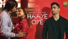 Haaye Oye Lyrics by Qaran