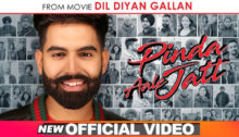 Pinda Aale Jatt Lyrics by Parmish Verma