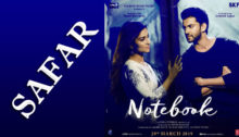Safar Lyrics from Notebook
